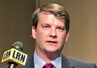 Luke Letlow, ein Republikaner, wurde diesen Monat gewählt, um Louisianas 5. Kongressbezirk in einer Stichwahl zu vertreten.