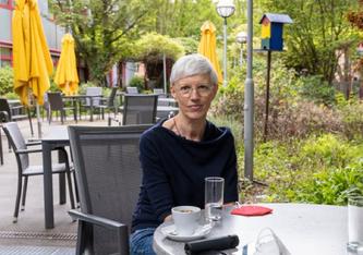 Palliativpflegefachkraft und Expertin Ingrid Marth BA