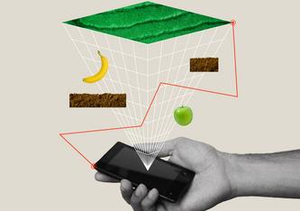 Die mobile App «YourVCCA», die derzeit von Empa und BASE entwickelt wird, soll Kleinbauern im ländlichen Indien Zugang zum Kühlkettenmarkt verschaffen. Bild: BASE