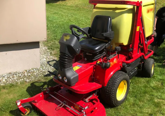 Gestern verunfallte ein kleines Kind mit einem Rasenmäher in Bad Ragaz. (Bildquelle: Kantonspolizei St.Gallen)