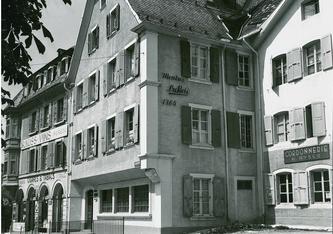 Das Stammhaus von DuBois et fils in Le Locle besteht bis heute. © DuBois et fils SA