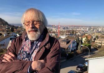 Feuilletonist und Literaturvermittler Heiko Strech