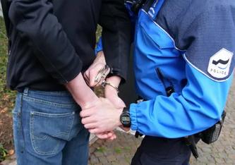 3 mutmassliche Diebe in Düdingen verhaftet (Bildquelle: Kantonspolizei Freiburg)