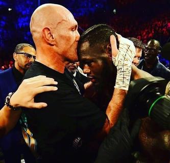 Weltmeister im Schwergewicht - Tyson Fury