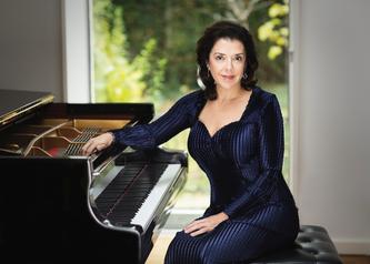 """""""Weltklasse-Pianistin"""" Elena Bashkirova. (Copyright: Nikolaj Lund)"""