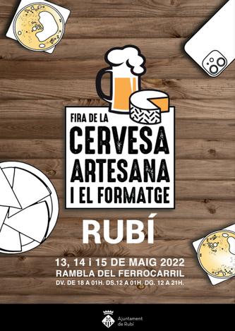 Fiestas en Rubi Feria de la Cerveza