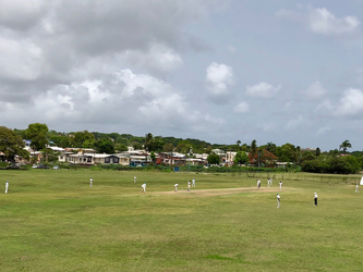 Weymouth Cricket Ground, Bridgetown, Barbados