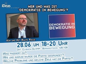 Demokratie In Bewegung Wahlprogramm