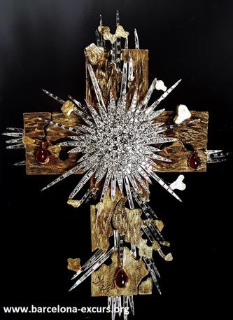 Ювелирные украшения Сальвадора Дали. Свет Христа