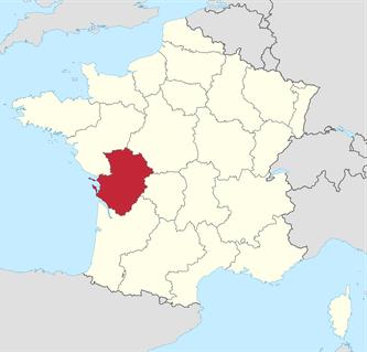 Charentes region, France