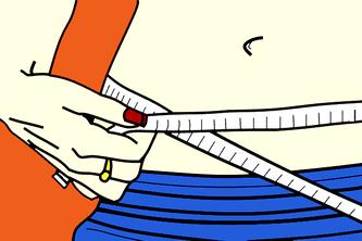 橋本病は太りやすい?メカニズムは?