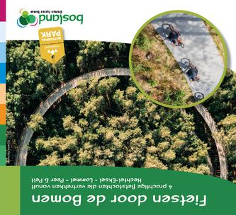 Tips voor Fietsers - Fietsen in en om Limburg 2021 - Boslandspecial Fietsen door de bomen