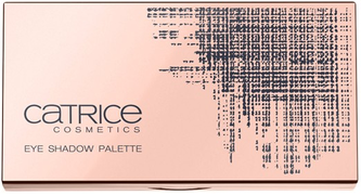 CATRICE EYE SHADOW PALETTE C01 Injeanious