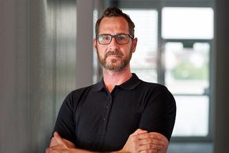 Der neue Sales Reps für Westösterreich: Marc Melitopulos