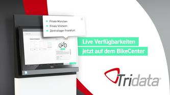 Tridata und BikeCenter