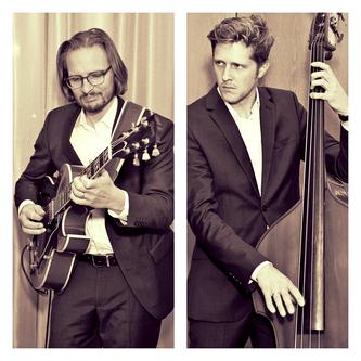 Jazzduo: Gitarre & Kontrabass