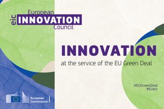 Quelle: EU, High Demand for EIC Green Deal call, May 2020