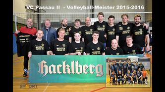 Herren 2 - Meister Bezirksklasse 2015/16