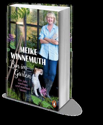 Buchcover: Meike Winnemuth, Bin im Garten, Penguin