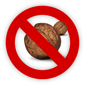 Allergenfrei Nüsse