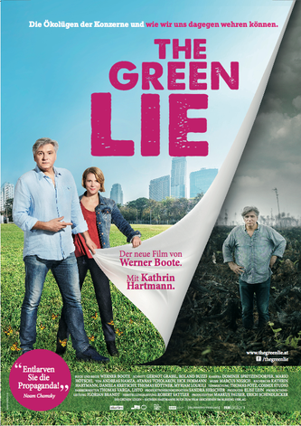 Plakat the green lie