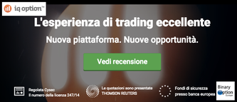 iq option broker opzioni binarie da 1 euro deposito 10 euro