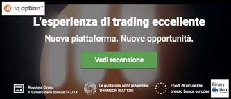 iq option broker opzioni binarie da 1 euro deposito 10 euro