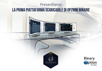 optionweb piattaforma scaricabile revolution per opzioni binarie