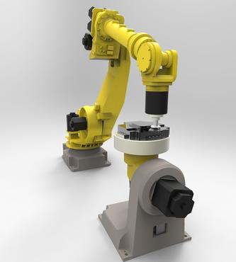 logiciel de simulation robotique, HDPR Housse de protection robotique