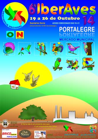 6ª Iberaves Portalegre 19 a 26 de Octubre