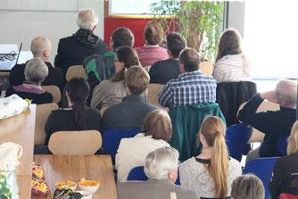 Foto: Rainer Hauenschild: Wolfsvortrag im Umweltzentrum Neckar-Fils