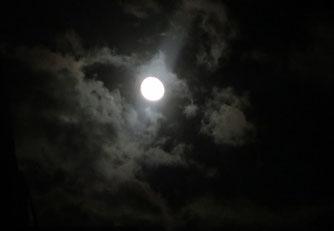 02. November 2015 - Wenn der Mond voll ist, nimmt er ab (Chinesische Redensart)