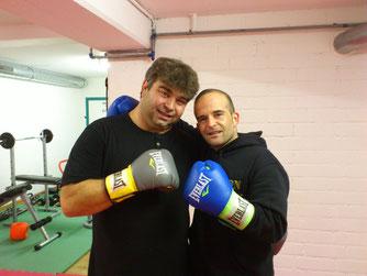 Marco Spath, M's-Gym Bern mit Baha, Rest. Flamingo Ostermundigen, Oktober 2015 @ Work (Firmentraining)