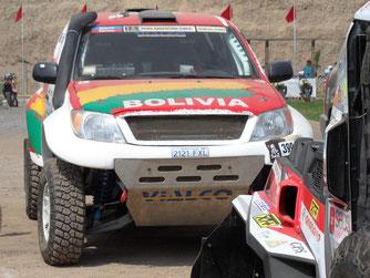 Rallye Dakar Peru, Argentinien Chile _ Paititi-Tours