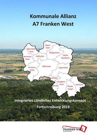 ILEK der Kommunalen Allianz A7 Franken West