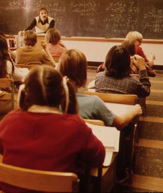 Keine Angst: langweilige Schulbank war gestern!