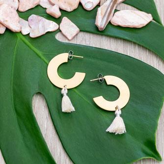 Ohrringe Tassel Earring