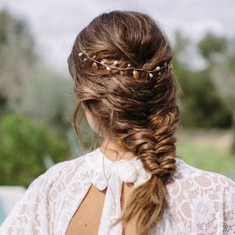 Haarband Mademoiselle Romy