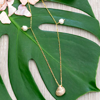 Kette Pearl Shell Necklace