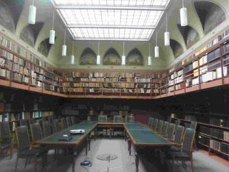 Historische Bibliothek im Wissenschaftspark Albert Einstein in Potsdam