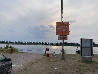 Mikoszewo - Świbno, Autofähre