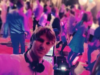 DJ Marcus Niestolik Leipzig Hochzeiten Selfie