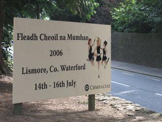 私が出た年のMunsterフラーはウォーターフォードのリズモアで開催されました。オールアイルランドは同一都市で連続開催されることがありますが、県と地方大会はほとんどの場合で持ち回り開催となっています。