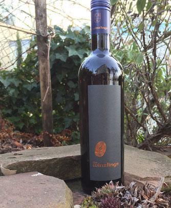 Rotwein aus Pforzheim - die-winzlinge im Cafe Prosa
