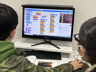 ロボット教室・こどもプログラミング教室アシスタント
