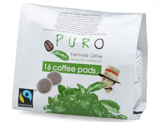 Fairtrade Kaffeepads für Senseo, Grosspackung