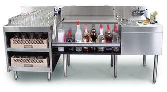 Cocktail Bar Starterset . HQ Underbar von Glastender