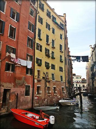Reflection, Venice