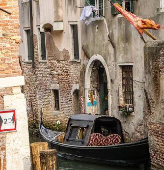 Bridge and Canal, Venice