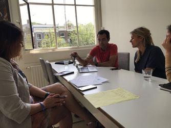 Mila Aleman, Coaching, Consultancy, Amsterdam